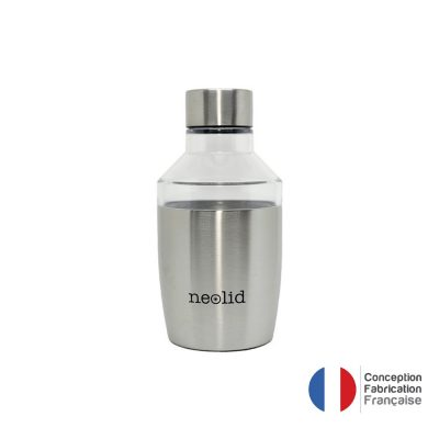 Bouteille inox made in France Neolid, contenance 40 cl